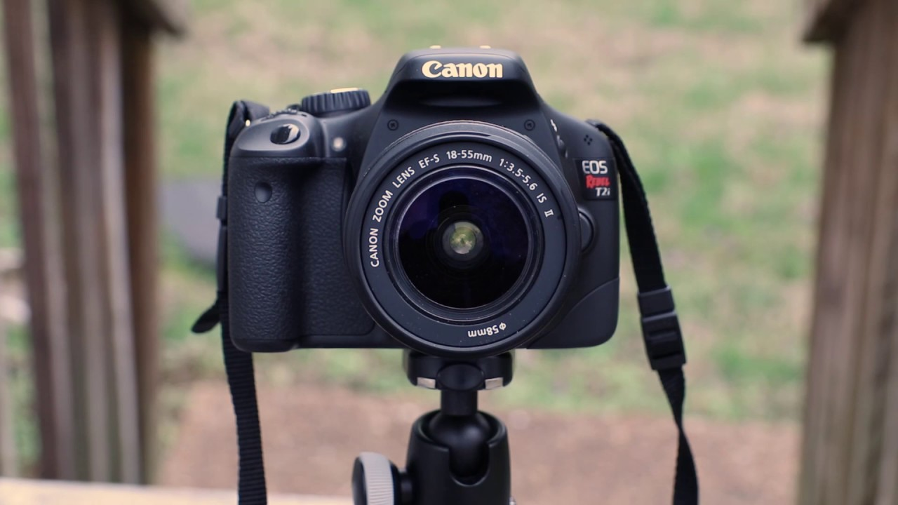 Best DSLR Video Settings - Basics of the Film Look How-To ...