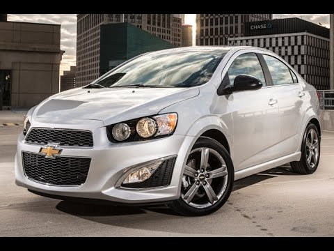 chevrolet sonic 2015 car review youtube. Black Bedroom Furniture Sets. Home Design Ideas