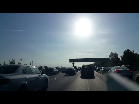 Los Angeles, Today was new Exit from 101 Freeway