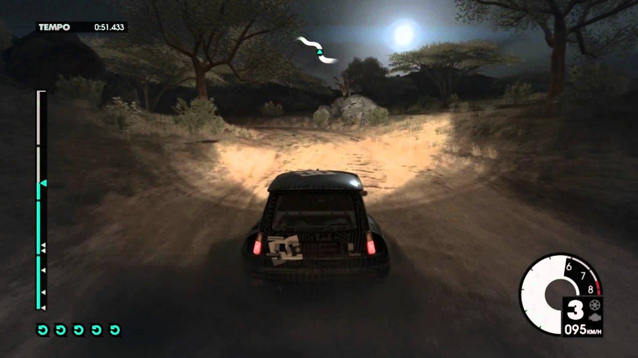 DiRT 3 - Gameplay 1080p [HD] - Shakira Ft  Pitbull Rabiosa