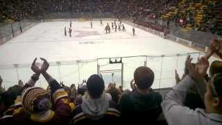 University of Minnesota Gopher Hockey Funnel Chant