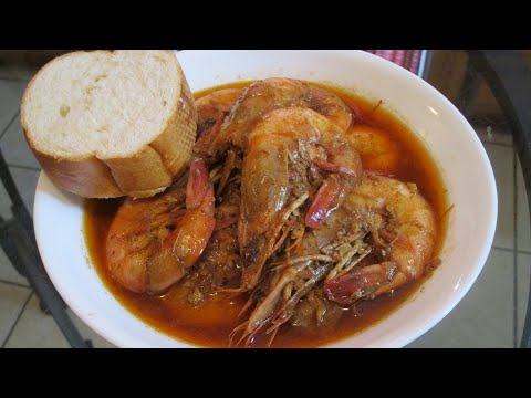 How To Make New Orleans BBQ Shrimp