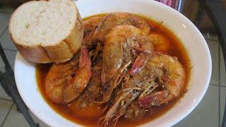 How to make New Orleans BBQ Shrimp