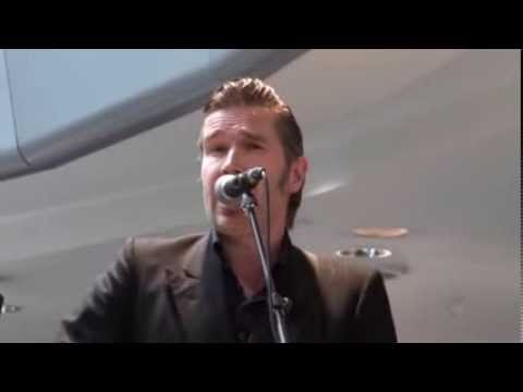Justin Currie - Be My Downfall - HMV Glasgow 22nd August 2013