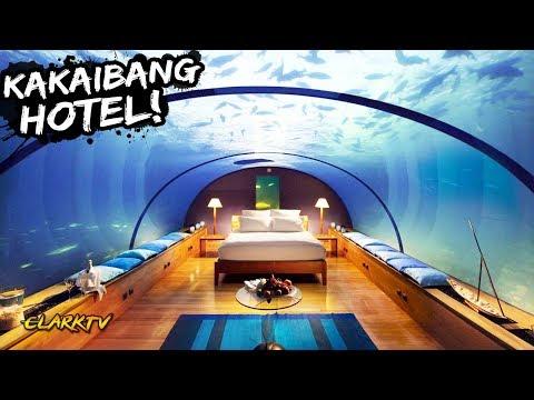 10 Kakaibang Hotel sa Buong Mundo