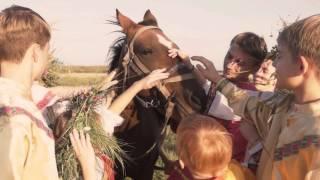 """Клип - """"Выйду в поле с конем"""""""