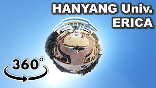 Hanyang University Campus Tour…