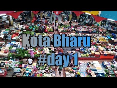 Travel to Kota Bharu, Malaysia