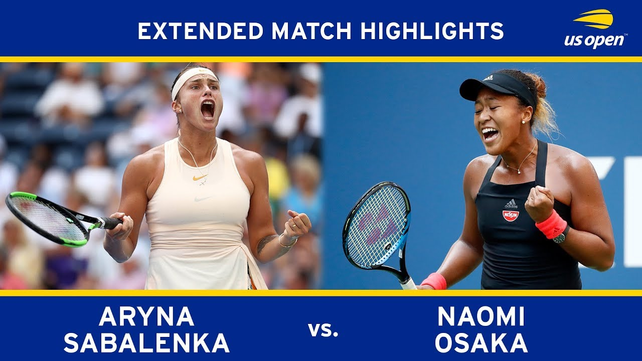 Extended Highlight: Aryna Sabalenka vs. Naomi Osaka | 2018 US Open, R4