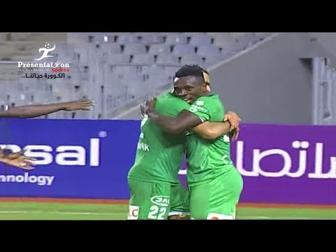 ملخص و أهداف مباراة الإتحاد السكندري والنصر المصرى