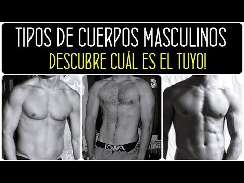 QUÉ TIPO DE HOMBRE ERES? 3 tipos de cuerpos masculinos. Prendas ...