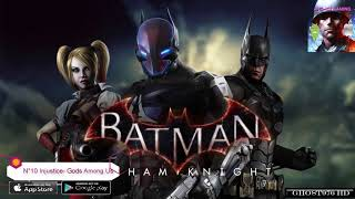 TOP 13 BEST DC WARNER BROS GAMES FOR ANDROID-IOS CONSOLE QUALITY 2017