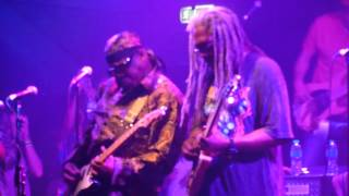 George Clinton & Parliament Funkadelic - Not Just Knee Deep - Electric Ballroom, London - July 2015
