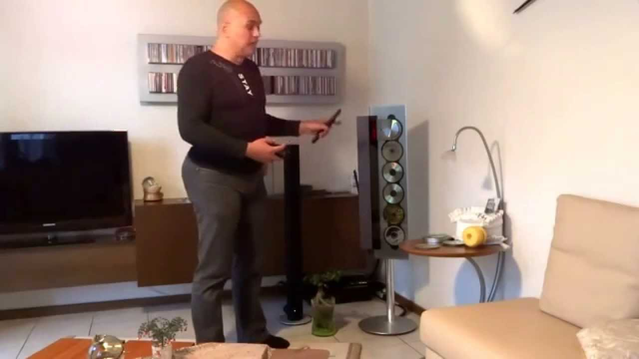 b o bang olufsen beosound 9000 beolap 6000 review youtube. Black Bedroom Furniture Sets. Home Design Ideas