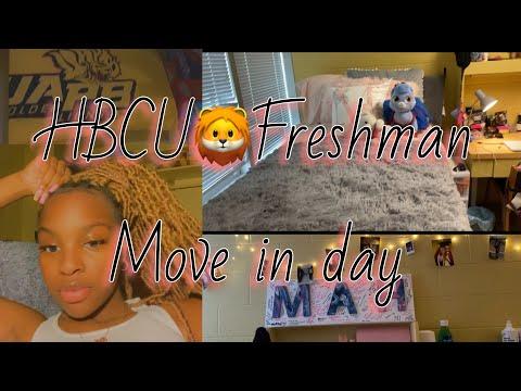 Freshman Move in day!!! HBCU BOUND @University of Arkansas at Pine Bluff (UAPB)????????????