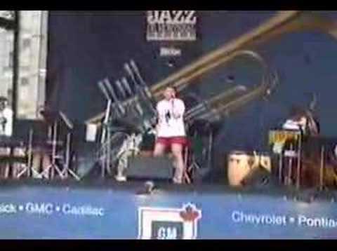 Big Band A ESMP de Warwick Part4 Nice Work if you ...