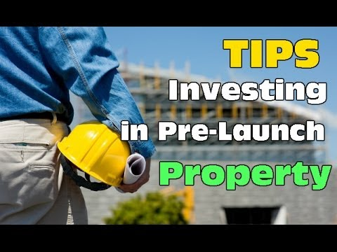 Investment Tips for Pre-Launch Real Estate Offers   The Property Guide
