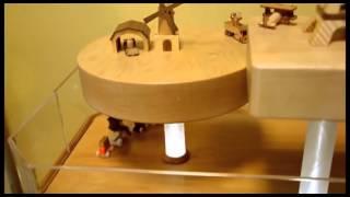 Wooderful Life Handmade Wooden Music Box