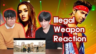 Baixar Koreans React to Illegal Weapon 2.0 | Street Dancer 3D | Shraddha Kapoor & Varun Dhawan