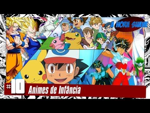 Sessão Extra #10 - Animes Da Infância