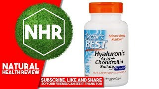 Doctor's Best, Hyaluronic Acid + Chondroitin Sulfate, 60 Veggie Caps