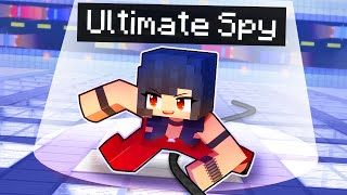 Playing Minecraft As the ULTIMATE Spy!