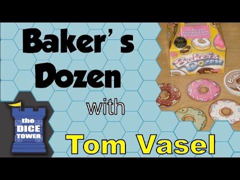 Baker's Dozen - with Tom Vasel