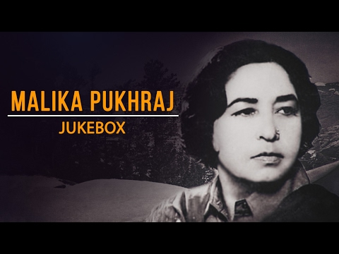 Top Ghazals By Malika Pukhraj - Non-Stop Songs Collection
