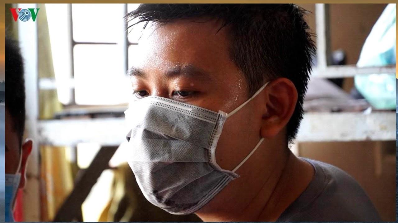 150 sinh viên tình nguyện dọn dẹp kí túc xá đón người cách ly