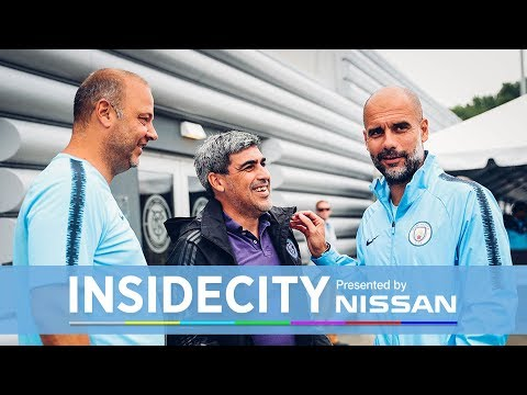 NEW YORK! US TOUR BEHIND THE SCENES | Inside City 301