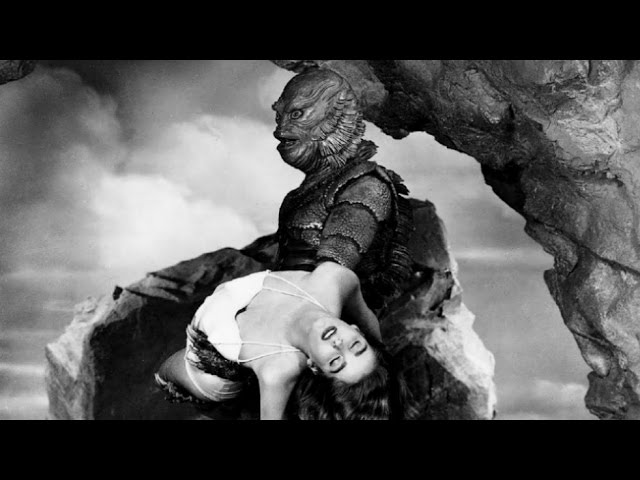 DRIVE-IN TRAILERS: 'THE CREATURE WALKS AMONG US' (1956)