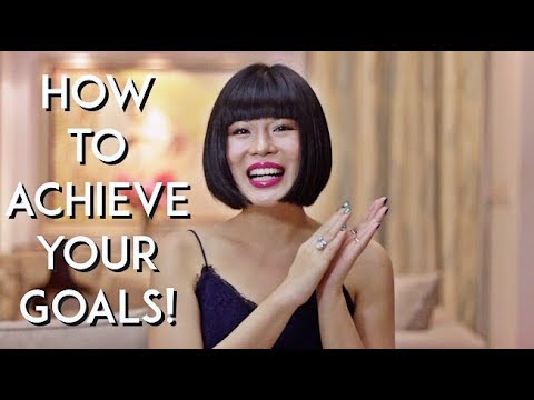 How To Achieve Your Goals - Happiness Vlog