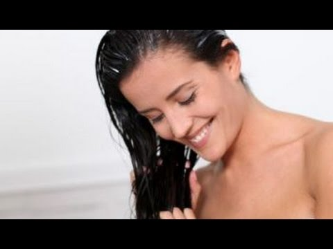 Use of Coconut Oil Hair Conditioning