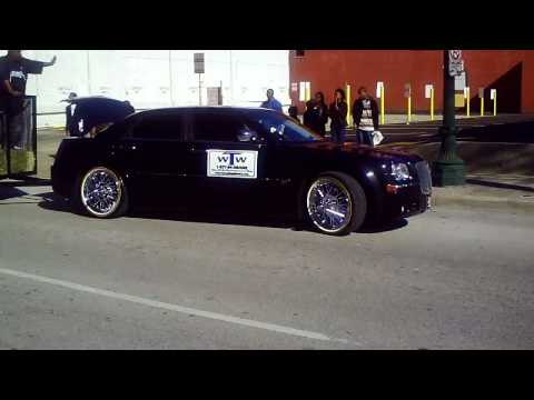 Houston MLK Parade 2009 - TWW - swangas cars WTW