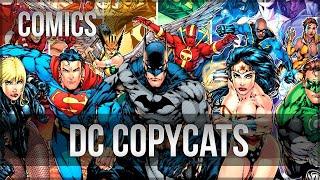 Top DC Comics Copycats from Marvel Comics