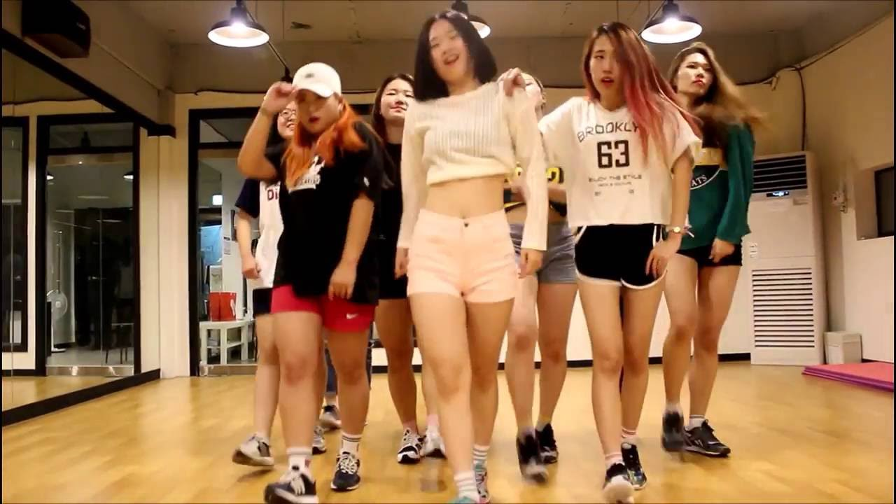 Girls Hiphop Sujeong Choreography Peace Dance Youtube