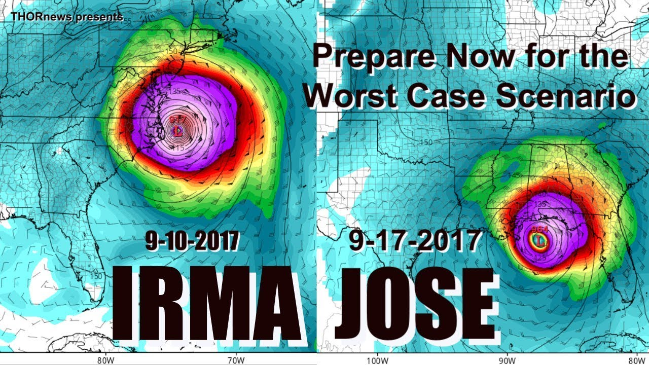 It's becoming more likely Hurricane Irma will at least affect US, if not make ...