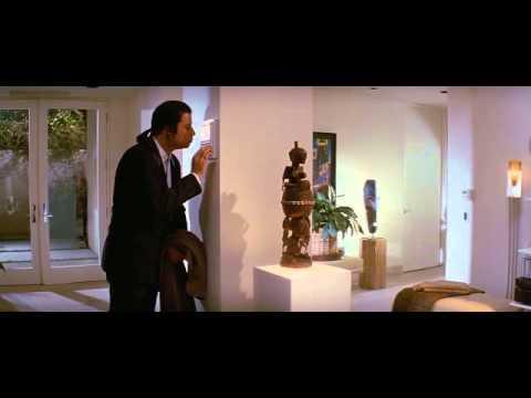 Pulp Fiction - Vincent Vega picks up Mia Wallace