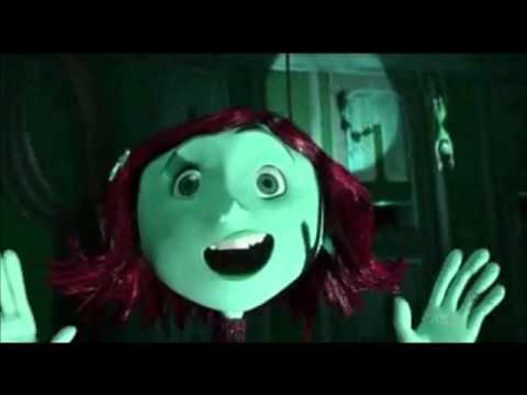Coraline Jones - Disturbia Feat. Rihanna -  Official  Music video