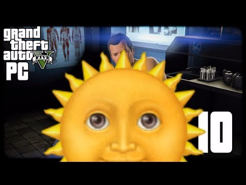 GTA V PC First Person 1080p60 w/Facecam WT #10 - تختيم حرامي السيارات الخامس - برقر خربان