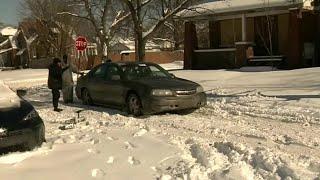 Unplowed Detroit neighborhoods feeling forgotten as city tries to catch up