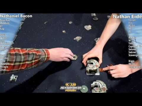 Nathaniel Bacon vs Nathan Eide Hoth Open 2017 Swiss Round 6