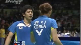 Download Video 2009 SC Final CHN KOR XD ZhengBo & YuYang vs LeeYongDae & LeeHyoJung MP3 3GP MP4