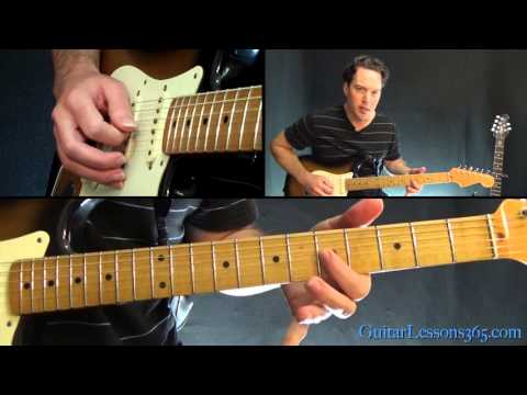 Highway Star Guitar Solo Lesson - Deep Purple