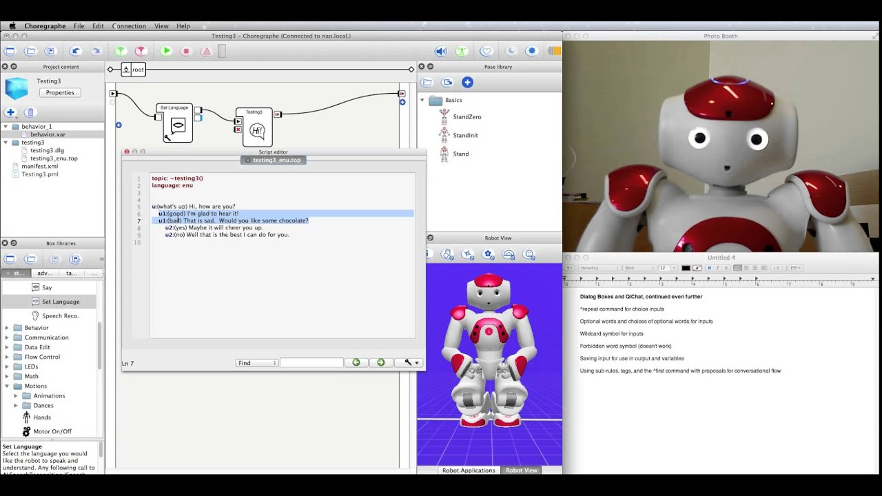 corobots for compugirls tutorial 6 dialog boxes continued more