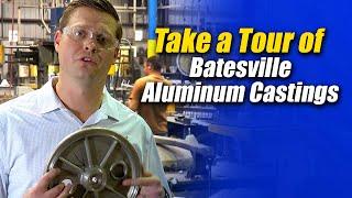 Aluminum permanent mold Castings and zinc alloy permanent mold castings - Batesville Castings
