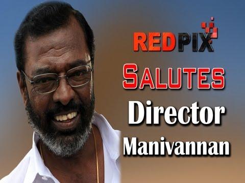 Red Pix Salutes Manivannan Death - Director Manivannan Death Complete Program [RED PIX]
