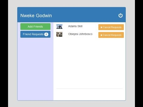 chat css bootstrap