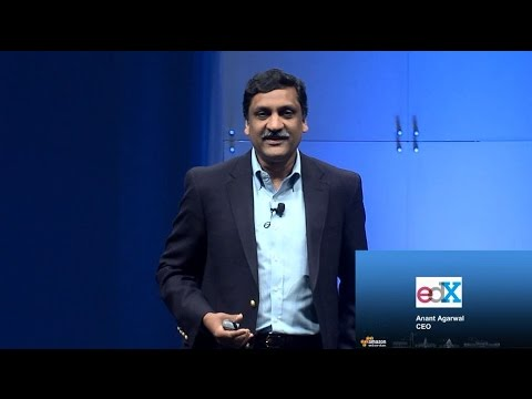 AWS Government, Education and Nonprofits Symposium 2014: EdX - Reinventing Education