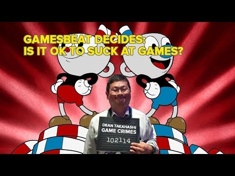 Do We Have To Get Good At Cuphead? GamesBeat Decides